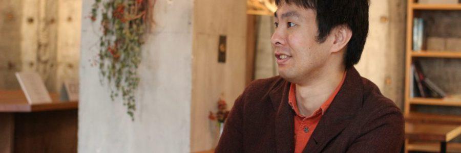 Being-あり方を探求するメディアに地理人さんのインタビューを掲載しました