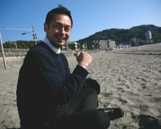 BEING-あり方を探求するメディアに川辺洋平さんのインタビューを掲載しました。