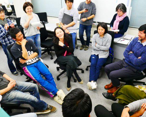 レポート:「みんなで学び合える場をつくりたかった」ーFacilitators Meetup!