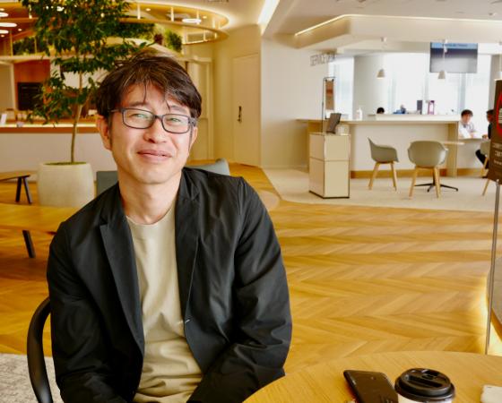 Beingに倉成英俊さんのインタビューを掲載しました。