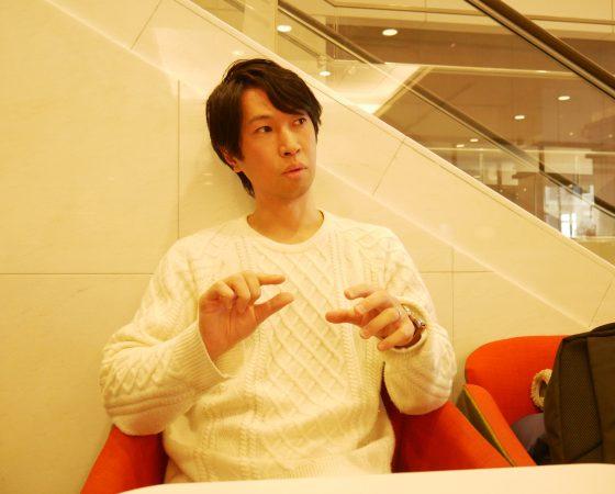 Beingに神谷俊さんのインタビューを掲載しました