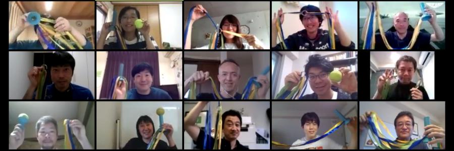 Playful toolbox LABO #4 アクティビティグッズを作ろう! ~Ring to Ring編~