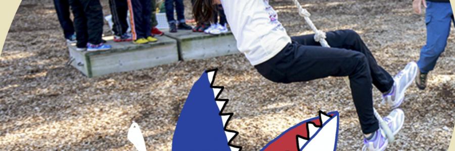 文部科学省支援事業「トーキョーアドベンチャー!〜東京の森で思いきり体を動かそう!」対象:小学3年生〜中学3年生